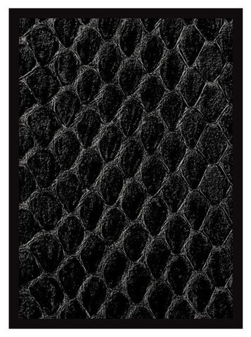 Legion Supplies - New Dragonhide Black Протекторы 50 штук