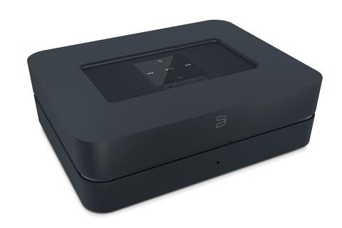 Bluesound POWERNODE 2, black, медиаплеер