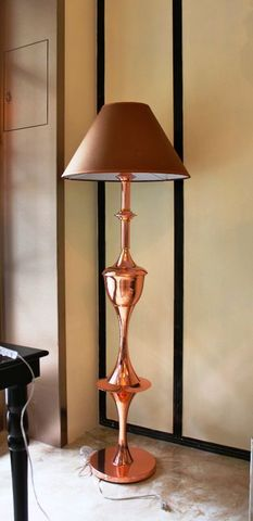 murano floor lamp  SYLCOM 11-01  by Arlecchino Arts ( HK)