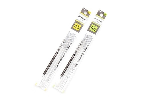 Карандашные модули для кастомизируемых ручек Pentel i+