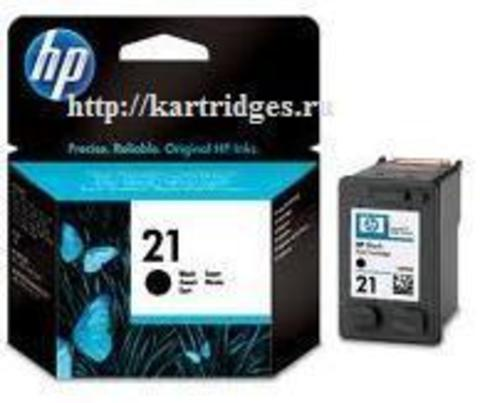 Картридж Hewlett-Packard (HP) C9351AE №21