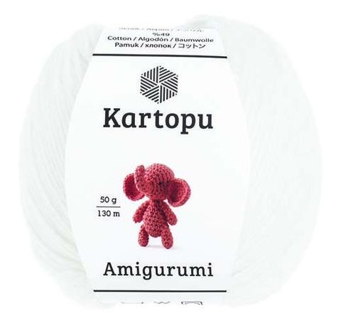 Купить Пряжа Kartopu Amigurumi Код цвета K010 | Интернет-магазин пряжи «Пряха»