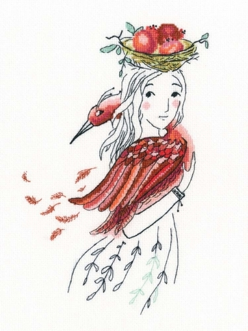 RTO M728 Красная птица
