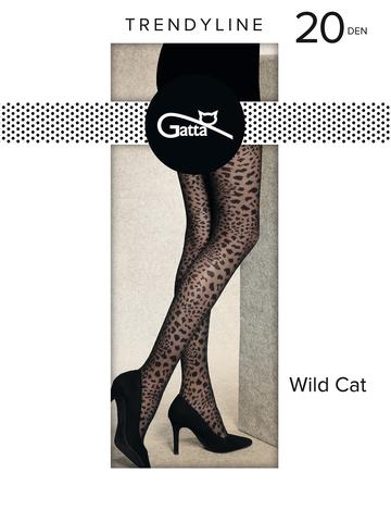 Колготки Wild Cat 02 Gatta