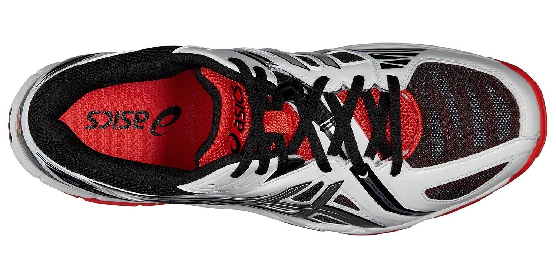 Мужские волейбольные кроссовки Asics GEL-VOLLEY ELITE 3 (B500N 0193) черные фото