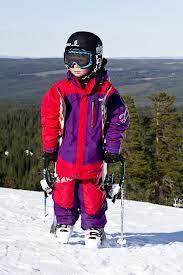 Горнолыжный ветрозащитный костюм для мальчиков  8848 Altitude Loop-Flux