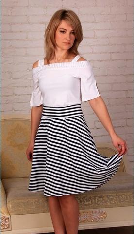 Купить юбку в морском стиле - Магазин тельняшек.ру 8-800-700-93-18