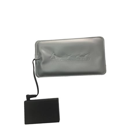 Греющий комплект RedLaika для любой одежды, модель ЕСС ГК 1 АA на батарейках (1 модуль)