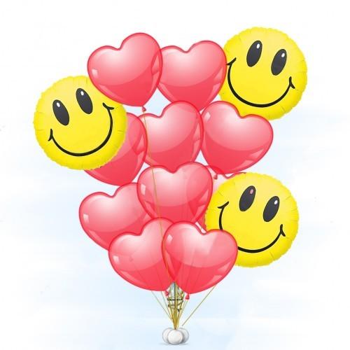 Композиции из шаров Букет Смайлы и сердца buket-smaili-i-serdca-500x500.jpg