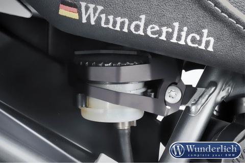 Защита заднего бачка тормоз.жидкости BMW R1200GS/GSA/R NineT черный