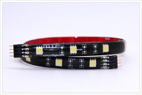 Гибкие светодиодные полосы MTF Light 3M2A125BM 30 см (RGB)