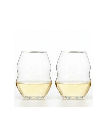 Набор бокалов для белого вина 2шт 380мл Riedel Swirl White Wine