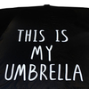 Зонт This is my umbrella (white)