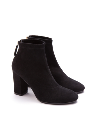 Замшевые ботинки dyva модель 5833