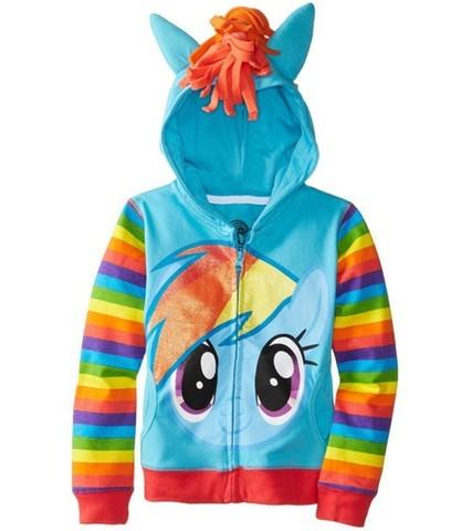 Толстовка Мой маленький пони Радуга Дэш — Jacket My Little Pony