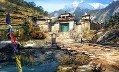 PS4 Far Cry 4 (русская версия)