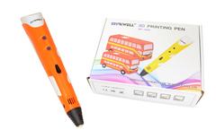 3D-ручка MYRIWELL RP-100A Оранжевая
