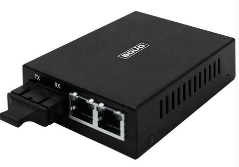 Медиаконвертер оптический Ethernet-FX-SM40SB