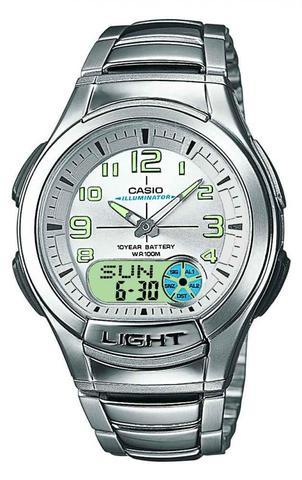 Купить Наручные часы Casio AQ-180WD-7B по доступной цене