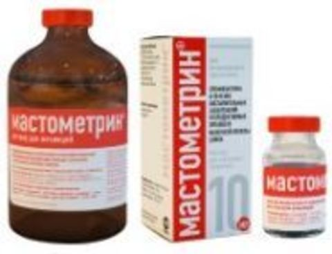 Alex Anne Mastometrin injection for injection 10 ml