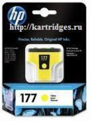Картридж Hewlett-Packard (HP) C8773HE №177 / 363