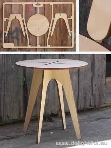 столик  дизайнерский  16 - 144 ( MAGIC MIRROR )