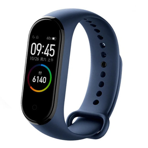 Фитнес браслет Xiaomi Mi Band 4 Deep Space Blue XMSH07HM (синий)