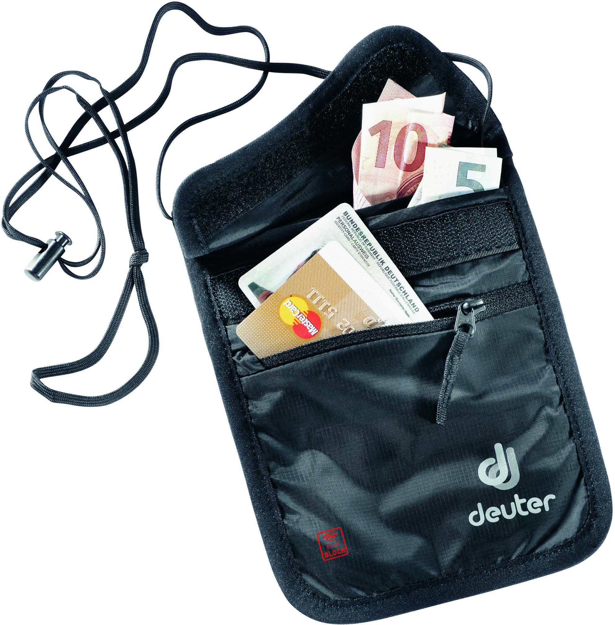 Кошельки Кошелек на шею Deuter Security Wallet II RFID BLOCK (2020) 3cf53c381863aaa30fdba223b58b29fa.jpg