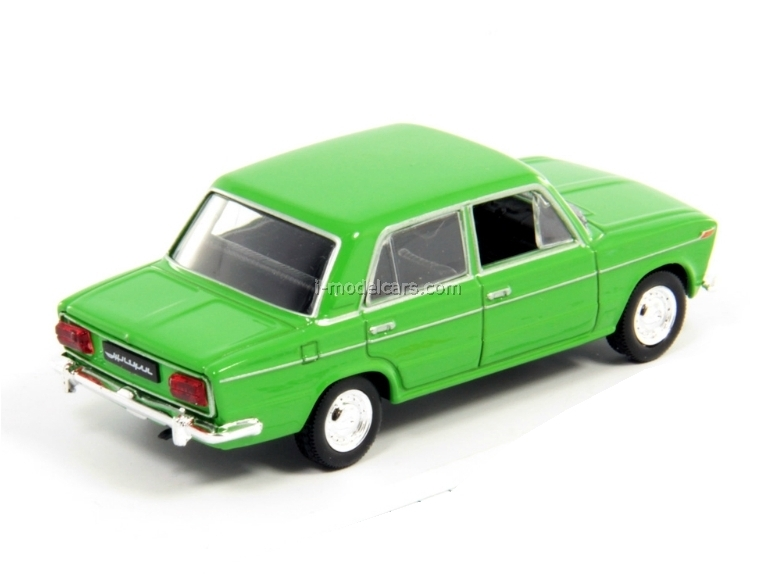 VAZ-2103 Lada 1300 green 1:43 DeAgostini Auto Legends USSR #7