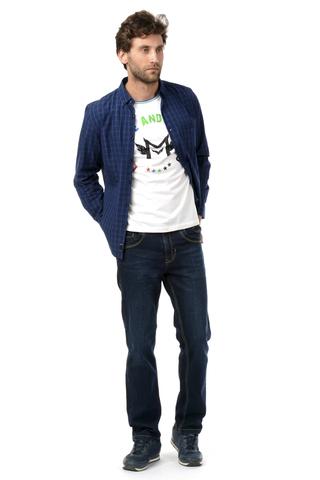 Рубашка мужская  M722-16E-51CS