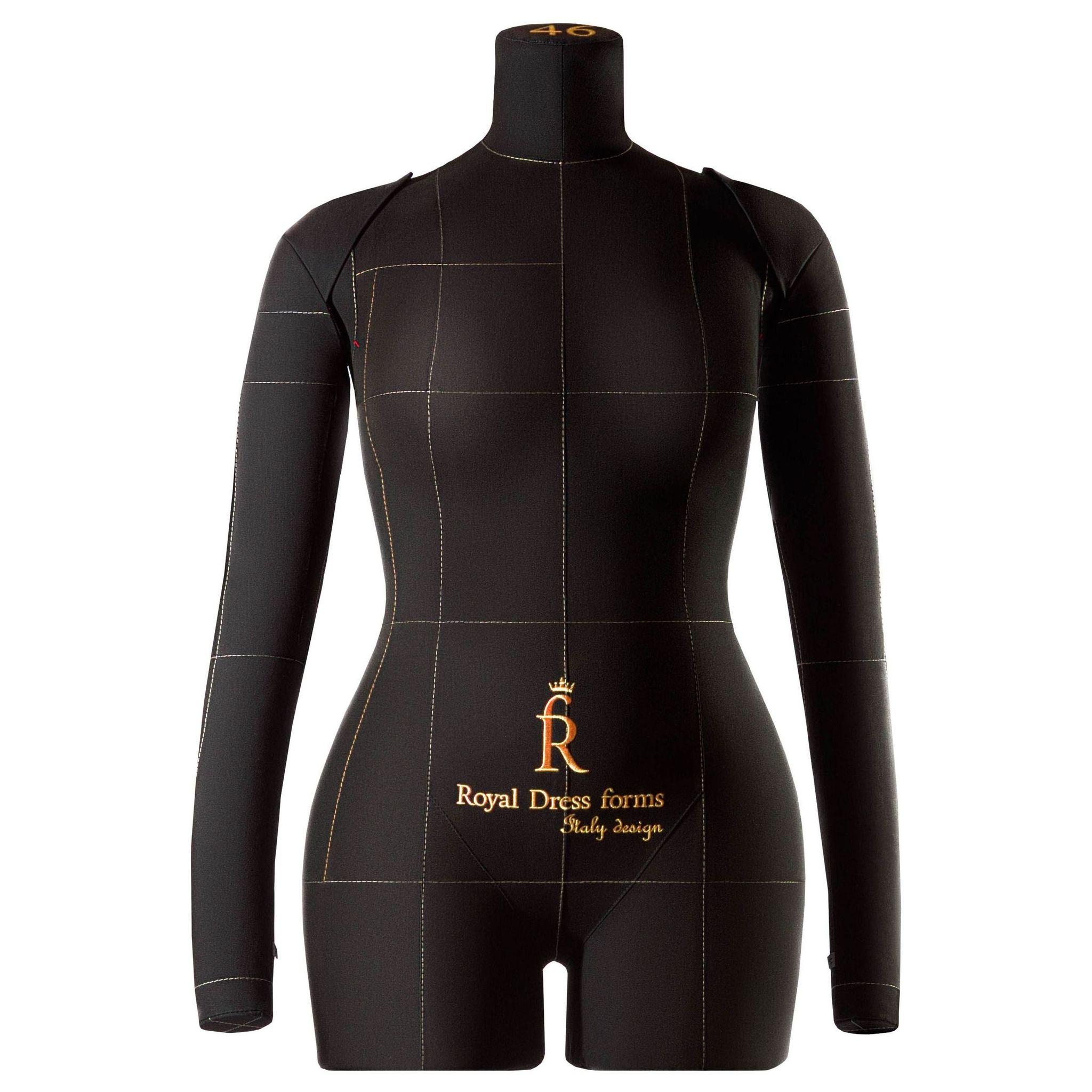 Комплект Comfort: мягкий манекен Monica черный 46, Ручки, Сумка