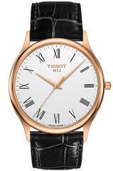 Мужские часы Tissot T926.410.76.013.00 T-Gold Excellence 18K Gold