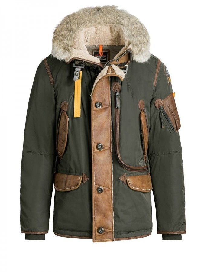 Пуховик Parajumpers SPECIAL EDITION  Right Hand (Forrest)