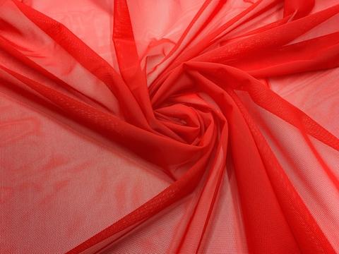 Сетка эластичная красная Lauma