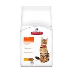 Hill's Science Plan Optimal Care сухой корм для кошек с курицей