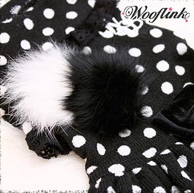 055 W - Платье для собак