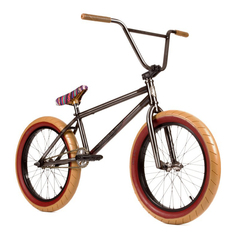 BMX велосипед Stereobikes Wire 2015 Savage Grey RAW