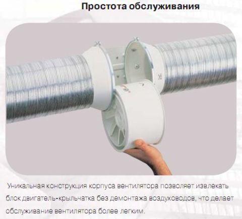 Soler & Palau TD 160/100 N Silent Канальный вентилятор