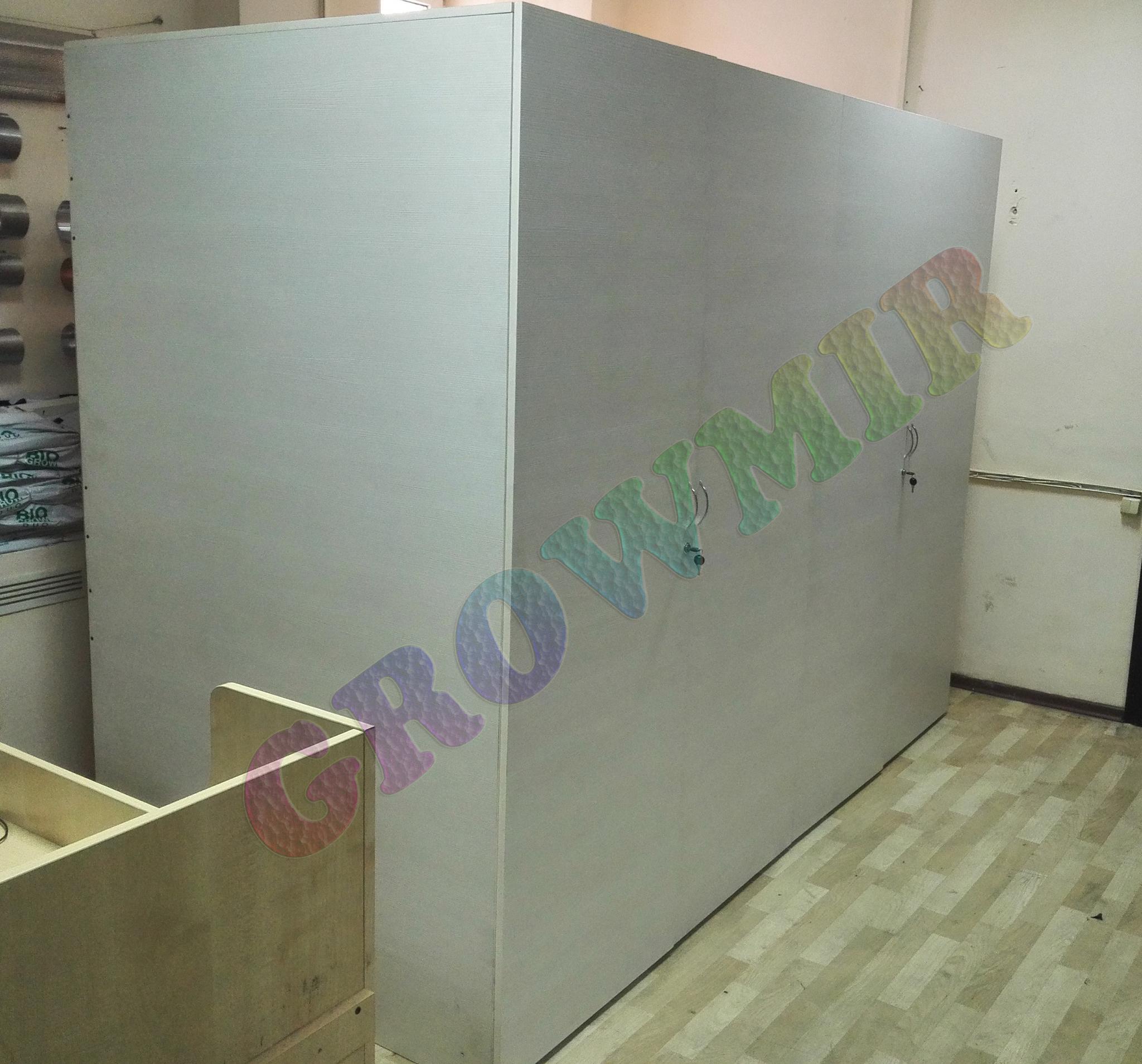 ГКК11 Гроубокс (Growbox) для экзотических растений (200x260x120)