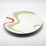 Тарелка обеденная тарелка 27 см VAGUE, артикул 014012000356, производитель - Spal