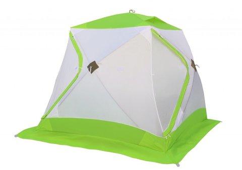 Теплая палатка «ЛОТОС Куб Классик С9Т» (модель 2017)