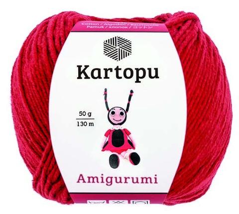 Купить Пряжа Kartopu Amigurumi Код цвета K150 | Интернет-магазин пряжи «Пряха»