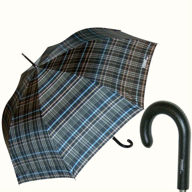 Зонт-трость Ferre GF-642-4 Scozzese Tinta