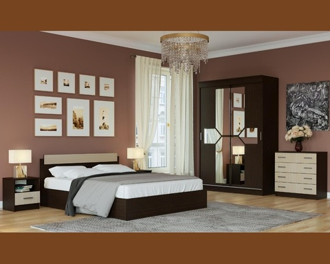 Спальня модульная СОФИЯ-6