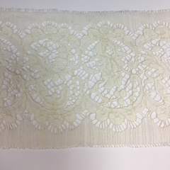 Кружево SH Chantilly Cotton Ivory