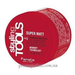 Fanola Styling Tools Super Matt - Матовая паста экстрасильной фиксации