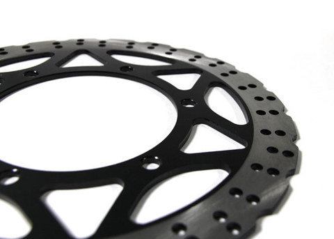 Передний тормозной диск для Kawasaki Ninja 250R 2008-2012