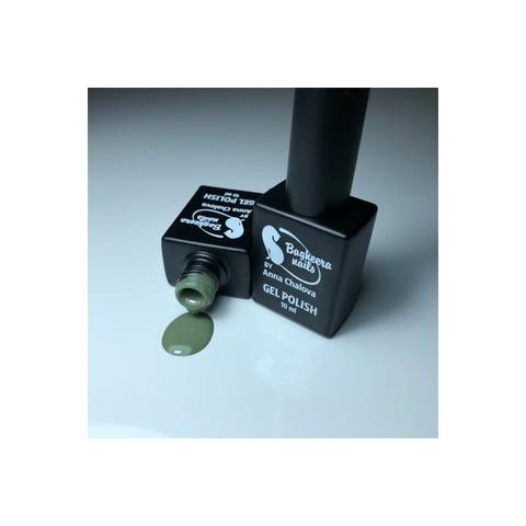 Bagheera Nails BN-91 тёплый оттенок хаки гель-лак 10 мл