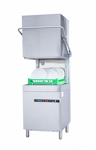 фото 1 Купольная посудомоечная машина Comenda PC09 с дозаторами и помпой на profcook.ru