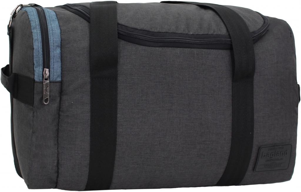 Спортивные сумки Сумка Bagland Muse 30 л. Чёрный/серый (0030969) 2302d39c909793e04e6b01806c3bd60d.JPG